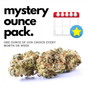 Mystery Ounce Subscription Box