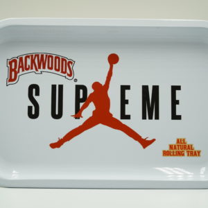 Backwoods supreme all natural rolling tray