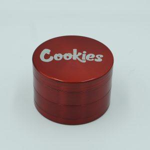 4 Piece Red Cookies Shredder