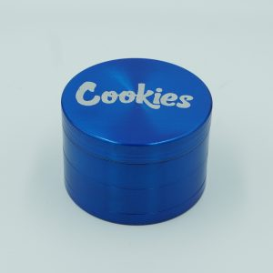 4 Piece Blue Cookies Shredder