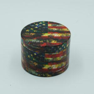 American Flag 4 Piece Grinder