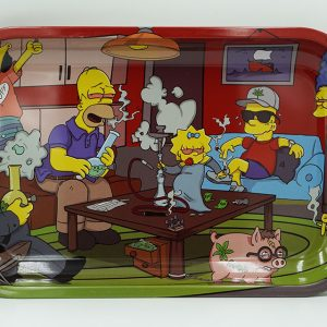 Simpsons Rolling Tray