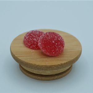 25mg Delta 8 Cherry Gummies