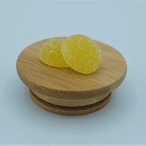 25mg Delta 8 Lemon Gummies